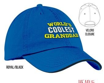 Cool Granddad, Granddad Gift, Granddad Hat, Granddad To Be, Granddad Birthday, Birthday Gift For Granddad, Best Granddad, Awesome Granddad
