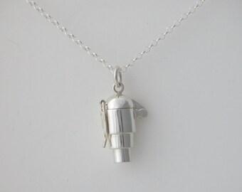 Telescope silver