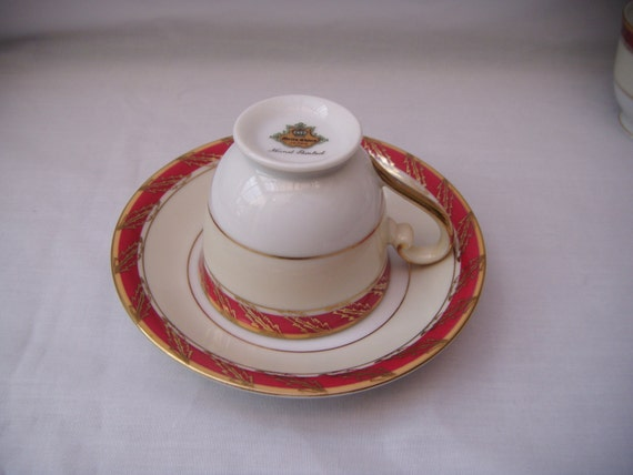 Meito China Hand Painted Tea Set