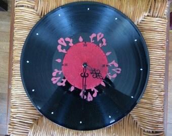 Pendulum vinyl (vinyl clock)