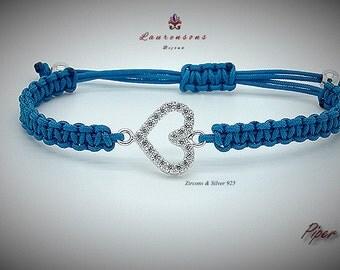 Sterling Silver Bracelet // Piper