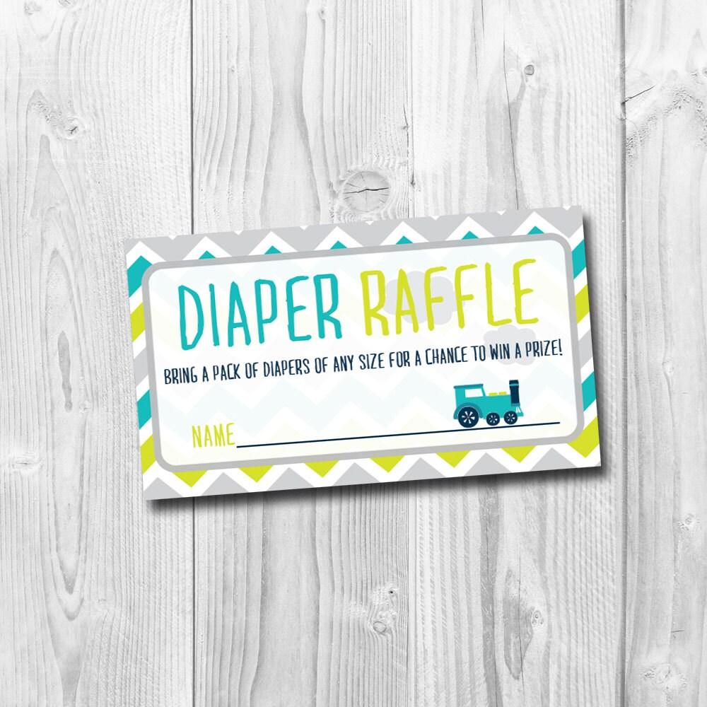 baby shower diaper raffle tickets diaper raffle tickets