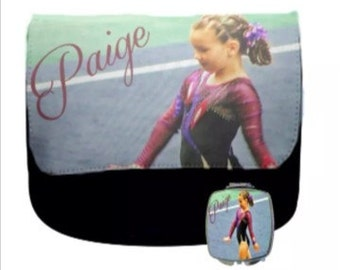 Create Your Own Cosmetic Makeup bag & Matching Mirror-  Personalized, Present, Birthday gifts, Wedding, Bridesmaids, Dance