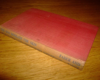 W H AUDEN-Christopher Isherwood-The Dog Beneath The Skin-SIGNED By W H Auden-hb-1936-A-hb-Very Rare-What An INVESTMENT