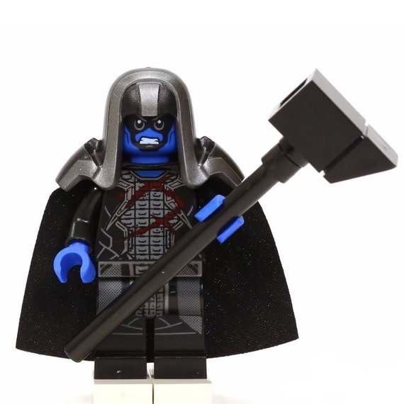 RONAN the Accuser Custom Minifigure 100% Lego Compatible