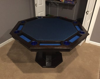 Poker Table for 8