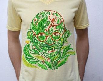 Mahatma Gandhi T shirt Artwork