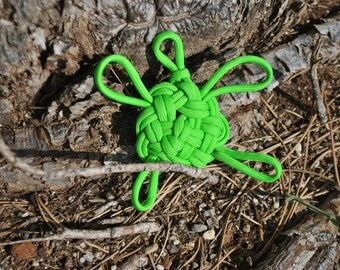 Customizable Paracord Critter, Turtle