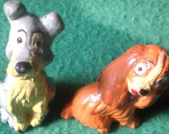 Lady And The Tramp Pencil Toppers