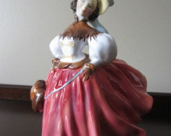 "Royal Doulton Figurine ""The Skater"""