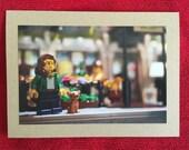 Geek Chic - Lego Notecards
