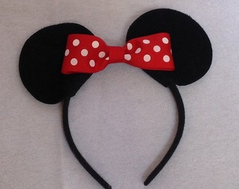 Minnie Mouse/ Mickey Mouse ears
