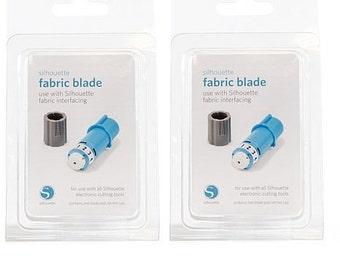 Silhouette Blade Set of 2 Fabric Blades