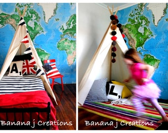 XL Tee Pee / Bed Canopy