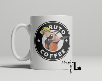 Naruto Starbucks Coffee Mug
