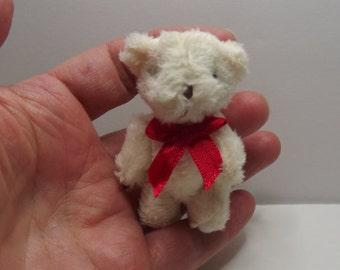 Miniature Teddy Bears. Dollhouse Bears, Toys. Bear, Animal Key Chains. Women's Key Chains. Bear Pendants, Ornaments, Brooch. Handmade Bears