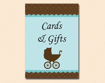 4 Signs, download, baby shower sign, cards & gifts sign, favors sign, Photo booth sign, guestbook, Baby Shower Signs, Download TLC74