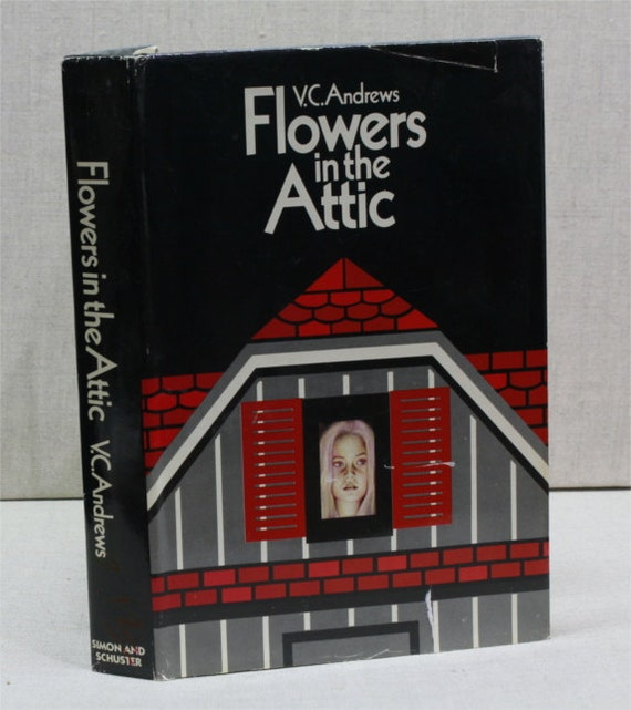 Vintage Hardcover Book 1979 First Edition Vc Andrews By