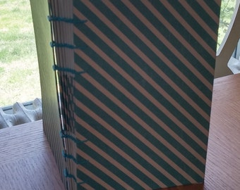 Striped Sketchbook