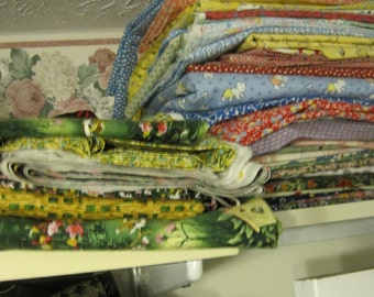 Quilting Fabric 10 yd Bundles