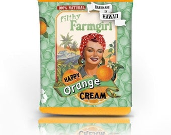 Happy Orange Cream