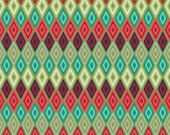 La Vie Boheme Stitch GREEN by Riley Blake