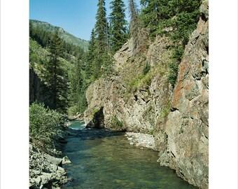 Colorado Mountain Stream