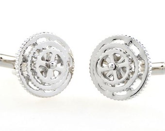 Bike Gear cufflinks
