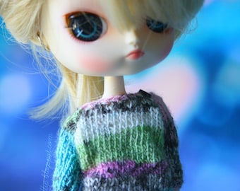Sweater multicolor Dal Obitsu 23 21 sweet button
