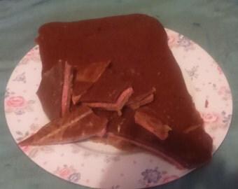 Strawberry Split Toffee
