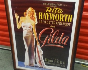 """Rita Hayworth in """"Gilda"""""""