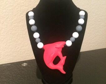 Shark Teething Necklace