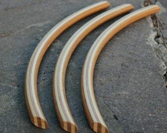 Bamboo handlebar