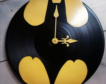 Batman Clock