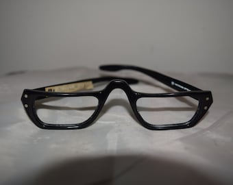 American Optical Vintage Black Reading Glasses