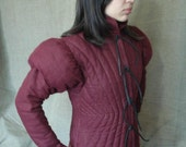 Padded armor; Gambeson; Free Shipping