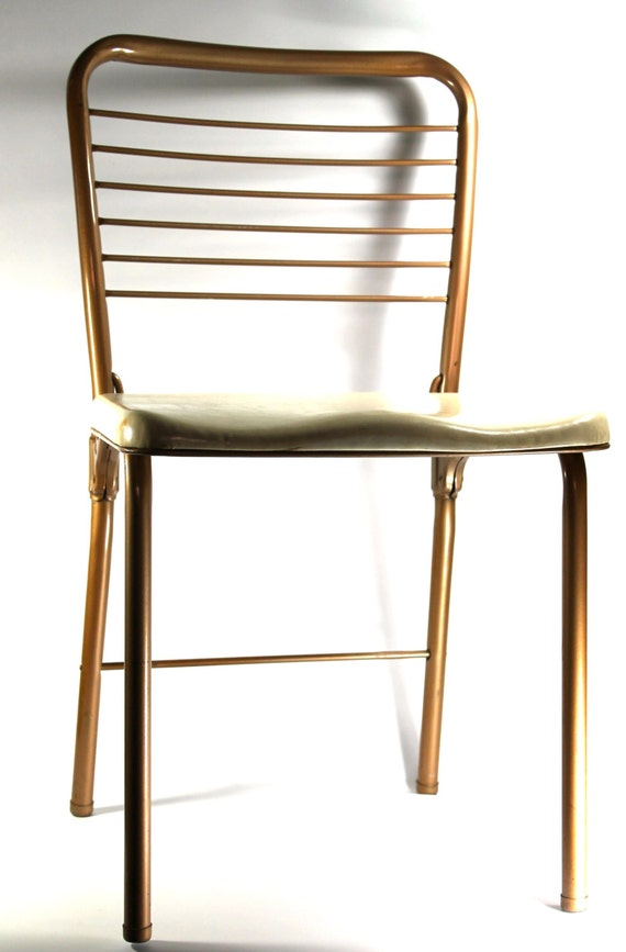 Vintage Chair Cosco Folding Chair Mid Century 1955 FREE