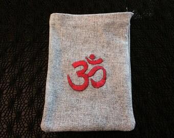 Large Aum Tarot Bag