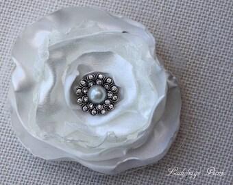 Bridal Hairpiece