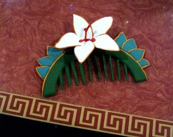 Disney Mulan Cosplay Haircomb