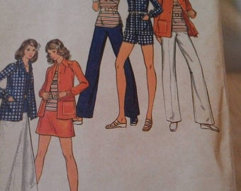 Butterick Pattern No. 6695 Size 14
