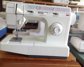 SINGER  used sewing machine model 5050C