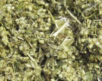 Mugwort Herb C/S 1 lb. POUND 16 oz