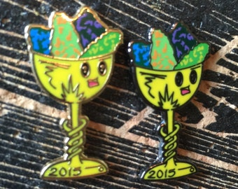 MO Canabis Cup Hat Pins