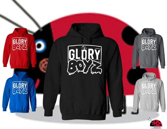 Glory Boyz Hoodie Chief Keef Gbe Sosa Hoodie by GastonLadybird