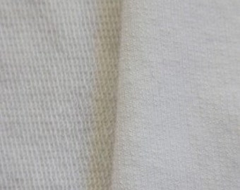 Organic Bamboo French Terry Fabric
