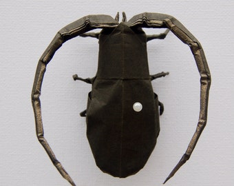 origami insect
