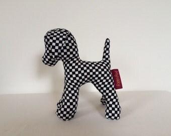 Stuffed Animal Dog formula 1 toy , gift