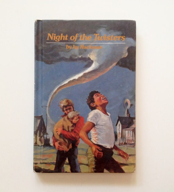 Vintage Children's Book FIRST EDITION Night of The