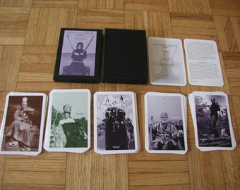 Mountain Dream Tarot 2nd Edition Limited Only 1000 Copies